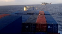 Türk gemisindeki hukuk dışı aramaya ilişkin taşımacılık şirketinden ilk açıklama: Yaklaşık 16 saat sonra helikopterle gemimizden ayrıldılar