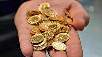 Kapalıçarşı'da altın fiyatları: Çeyrek altın günü 765 liradan tamamladı