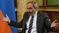 Paşinyan istifasını isteyenlere seslendi: Kolaysa gelin Türklerle siz savaşın