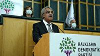 HDP'li Sancar'dan Millet İttifakı'na çağrı: Anayasa konusunda cesur olalım