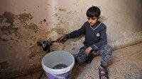 Bab halkı Türkiye'nin desteğiyle temiz içme suyuna da kavuştu