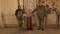 Aliyev'den Ağdam Camisi'ne ziyaret: Mekke'den getirdiği Kur'an-ı Kerim'i bağışladı