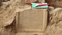 Bursa'da bulunan Roma dönemine ait mezar taşından 'kıyamet' mesajı çıktı
