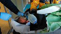 Sivas'ta korkunç olay: Soğuk havada çıplak halde terk edilen minik bebek kurtarılamadı