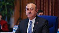 Bakan Çavuşoğlu'ndan HDP'li Garo Paylan'a: Otuz yıldır kimin toprakları işgal altında?