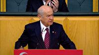 MHP lideri Bahçeli: Onu bunu bırakın da, Türksüz anayasa taslağını nasıl hazırladınız?