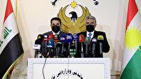 Bağdat'tan Sincar Anlaşması'nın uygulanmasını denetlemek için bölgeye üst düzey askeri çıkarma