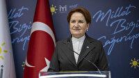 """Meral Akşener'den """"HDP ile ortak anayasa"""" sorusuna cevap: Millet aç aç"""