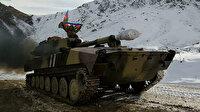 Azerbaycan ordusu, işgalden kurtarılan Kelbecer kentine doğru ilerleyişini sürdürüyor