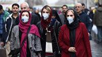İran'da son koronavirüs tablosu: 24 saatte 13 bin 961 yeni vaka tespit edildi