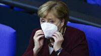 Almanya Başbakanı Merkel: Kış zor geçecek ama bitecek
