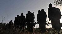 Terör örgütü PKK'da çözülme sürüyor: 5 terörist daha teslim oldu