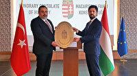 Macaristan'ın Trabzon Yeni Fahri Konsolosu Umut Durbakayım oldu