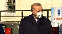 Cumhurbaşkanı Erdoğan'dan koronavirüs mesajı: Tedbir almaya mecburuz ve alacağız