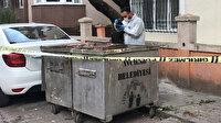Vicdansızlar çöpe attı: Kağıt toplayıcı kadın poşeti açınca şoke oldu
