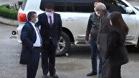 Özbekistan cumhurbaşkanının danışmanından terör örgütü PYD/YPG'ye ziyaret