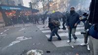 Polislerin ırkçı saldırı görüntülerinin yayınlanmamasına karar verildi: İslam karşıtı açıklamalarıyla gündem olan Fransa karıştı