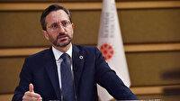 İletişim Başkanı Altun: Şerefli ordumuza hakaret edenleri lanetliyorum