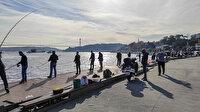İstanbul'da güneşi gören sokaklara çıktı: Sahillerde yoğunluk oluştu