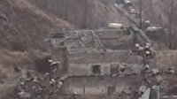 Ermenistan'ın işgalinden kurtarılan Kelbecer'e bağlı köyler görüntülendi