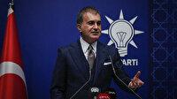 """""""Türk ordusu Katar'a satılmıştır"""" sözlerine AK Parti Sözcüsü Çelik'ten sert tepki"""