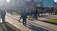 Siirt'te meydana gelen 5 büyüklüğündeki deprem sonrası ilk görüntüler: Halk sokaklara döküldü
