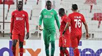 Sivasspor kaybetti Karabağ umut verdi