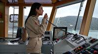 Kıyı Emniyeti'nde görev yapan ilk kadın kaptan: 164 yıl içinde tarihe geçti