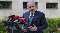 TBMM Başkanı Şentop: Fransa'nın Yukarı Karabağ'ı devlet olarak tanıması ancak masallarda yer bulabilir