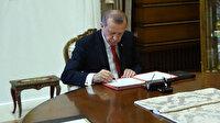 Cumhurbaşkanı Erdoğan'ın imzasıyla dört bakanlıkta çok sayıda atama