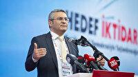 CHP'li Salıcı'dan partisindeki taciz skandallarına ilişkin açıklama: AK Parti İstanbul Sözleşmesi'ne karşı çıkanları aleni bir şekilde televizyonlarda konuşturuyor