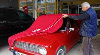 Cem Yılmaz'ın da ilgilendiği aracını 100 bin liraya satıyor