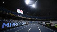 Napoli'den Maradona'ya büyük vefa: Stadın adı değiştirildi