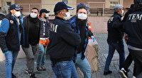 İzmir'deki DEAŞ operasyonunda yakalanan 7 şüpheli adliyede