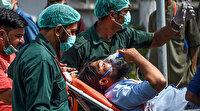 Pakistan'da 7 koronavirüs hastası oksijen tüpü yetersizliğinden hayatını kaybetti