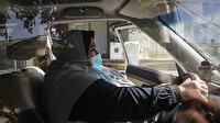 Gazze'nin ilk kadın taksi şoförü: Naile Ebu Cebe