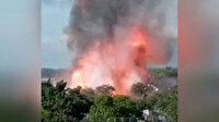 El Salvador'da gaz depolama tesisinde patlama
