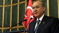 MHP lideri Bahçeli: Zillet ittifakının cumhurbaşkanı adayının Kılıçdaroğlu olduğu anlaşıldı