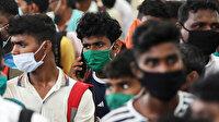 Hindistan'da gizemli hastalık nedeniyle bir kişi öldü, yaklaşık 300 kişi hastaneye kaldırıldı