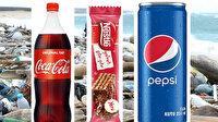 Plastik kirliliğinden en sorumlu şirketleri: Coca Cola, Pepsi ve Nestle
