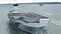 3.1 milyar sterlinlik İngiliz uçak gemisi su sızmasıyla arızalandı: Onarılması milyonlara mal olacak