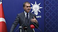 AK Parti Sözcüsü Çelik'ten CHP'deki taciz skandallarına tepki: Bu suskunluk ahlaksızlığa göz yummaktır