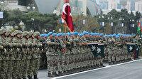 Azerbaycan'da büyük heyecan: Bakü'den anlık fotoğraflar