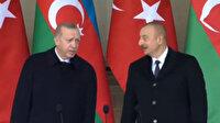 Aliyev ve Erdoğan'ın 'selam asker' provası gülümsetti
