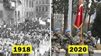 Tarih tekerrür etti: Türk askeri 100 yıl sonra yeniden Bakü'de