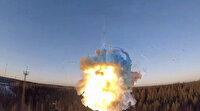 Rusya'dan Putin komutasında balistik füze tatbikatı