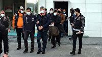 Ankara'daki suç örgütüne darbe: 29 şüpheliden 10'u tutuklandı