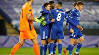 Cengiz Ünder Leicester City'deki ilk golünü attı: Kaleci topu göremedi