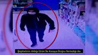 Gazitantep'de müşteri gibi gelip silah çekerek marketi soydu