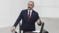 Adalet Bakanı Gül'den sert yanıt: Bakan'ın cübbe giymesini mi bekliyorsunuz?